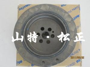 小松挖掘机配件6D125减震器 王海丽