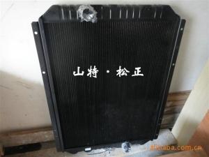 小松挖掘机配件PC300-7水箱 山特松正王海丽