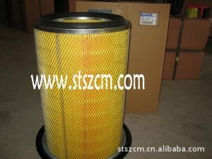 小松挖掘机配件PC200-7空气滤芯 机滤 液压滤 水滤