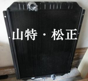 小松配件PC200-8散热器水箱20Y-03-42451 山...