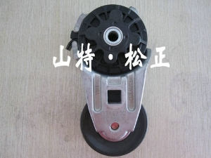 小松挖掘机配件Pc200-8皮带张紧轮 风扇皮带轮 山特松正