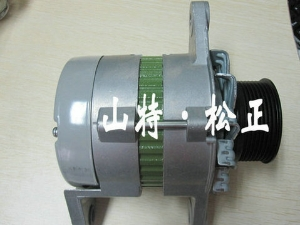 小松挖掘机配件PC-6/-7/-8交流发电机 山特松正专业小松配件服务