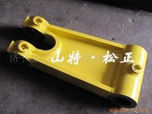 小松挖掘机配件 450-7连杆 工型架 专业小松配件服务