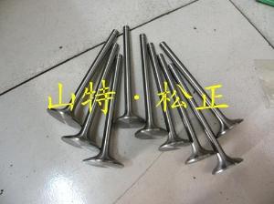 小松纯正配件PC400-7/PC450-7 进气门 排气门 济宁山特松正王海丽