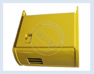 小松挖掘机配件PC450-7电瓶箱盒 济宁王海丽专业小松配件服务