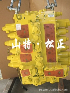 小松挖掘机配件,山特松正,PC200-8主阀,分配阀,多路阀