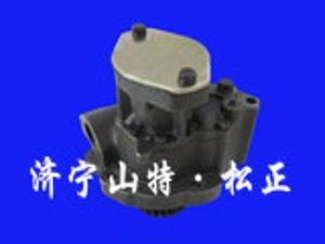 小松挖掘机配件PC400-7水泵 水箱 山特松正
