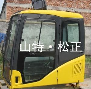 小松挖掘机配件PC220-7驾驶室总成 山特松正专业小松配件...
