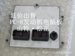 现货PC220-8发动机控制器600-467-1200小松挖...