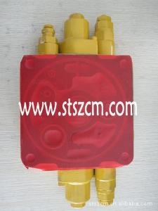 小松PC160-7破碎锤管路,备用阀,卸荷阀,小松纯正配件,液压件