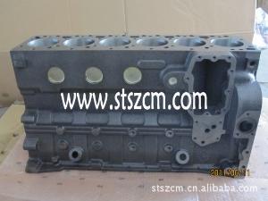 小松配件PC220-8缸体,中缸总成 汽缸体 山特松正 小松挖掘机配件
