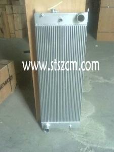小松挖掘机配件PC60-7水箱 散热器总成山特松正王海丽0537-336589