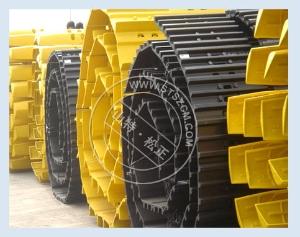 长期供应纯正小松配件 小松挖掘机配件 履带