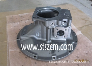 小松配件厂家 小松配件价格 小松PC300-7前泵壳 小松挖掘机配件