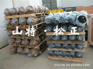 黑龙江牡丹江小松挖掘机配件,PC200-7链轨节,履带板,链条