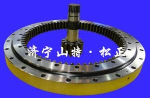 小松挖掘机配件PC200-8回转支承206-25-00200 山特松正
