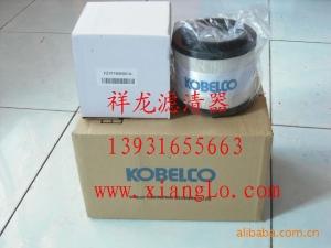 供应 神钢250-8挖掘机液压油滤芯