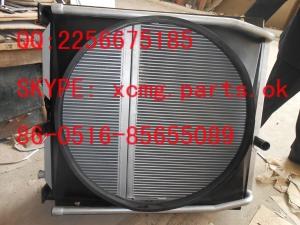 徐工ZL50G潍柴发动机WD615水箱冷却器散热器双油散 Q2256675185