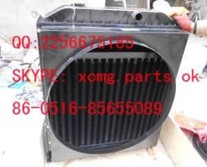 徐工ZL50G潍柴发动机WD615水箱冷却器散热器三合一  2256675185