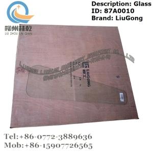 侧窗玻璃 柳工配件 87A0010 装载机 驾驶室件 原厂现货 正品