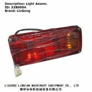 右后尾灯 柳工配件 32B0054 柳工装载机 电器仪表 原厂现货