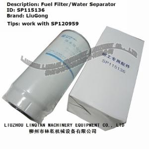 滤芯 除水放心滤 粗滤芯 潍柴 柳工配件 SP115136  柴油机
