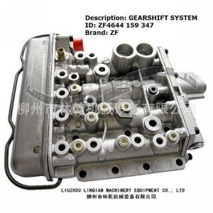 变速操纵阀 ZF配件 采埃孚 柳工配件 ZF4644159347  原装进口