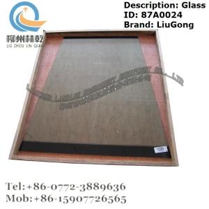 前玻璃 钢化玻璃 柳工配件 87A0276 装载机 驾驶室件...