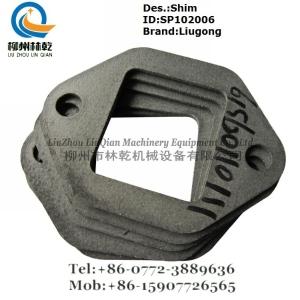 柳工配件 进气管垫片 SP102006 潍柴 柳工原厂 现货实拍 柴配件
