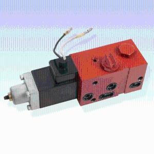 Henvo  神钢挖掘机SK200-3(K3V112)主泵电磁阀