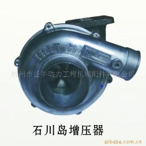神钢sk200-8涡轮增压器