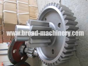 厂家直销山推推土机终传动二级小齿轮轴154-27-11327