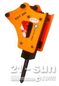 艾迪—爱德特EDT300 三角型破碎锤