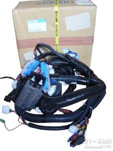EX400-3电脑板线束