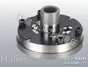 A4VG-内置式补油泵