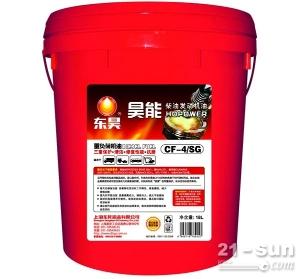 昊能柴机油CF-4,18升