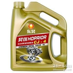 昊优 CJ – 4 全合成柴油发动机油
