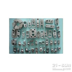 各种铝接头
