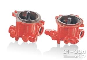 赛克思补油泵系列SK3V63/112DT齿轮泵