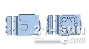 伊顿液压转向器转向器转向控制单元 4 系列