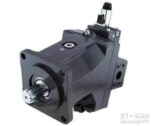 萨奥液压H1系列弯轴变量马达(H1B)