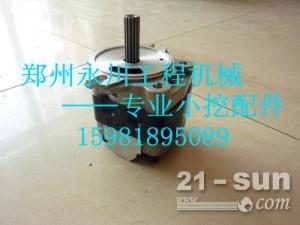 PSVD2-26E/27E液压泵缸体柱塞配油盘回程盘球铰摇摆...