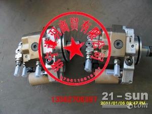 小松200-8柴油泵