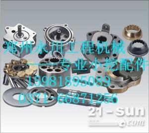 KPM川崎K3V63/112/140/180液压泵总成及配件...