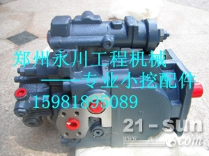 PVC90RC08液压泵变量柱塞轴瓦摇摆15981895089郑州永川工程机械
