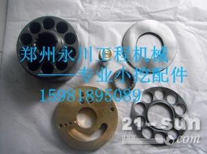 AP2D36液压泵泵胆柱塞平面回程盘球铰摇摆止推板油封15981895089郑州永川工程机械