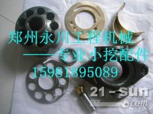 A10VO71DFLR液压泵总成15981895089找郑州...