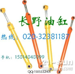 小松55-80-150-210挖掘机大臂-小臂-中臂油缸总成