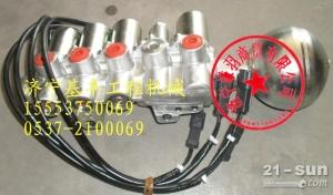 小松130-7电磁阀组