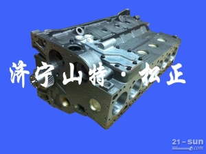 小松原厂配件 PC200-7中缸小总成  小松挖掘机配件